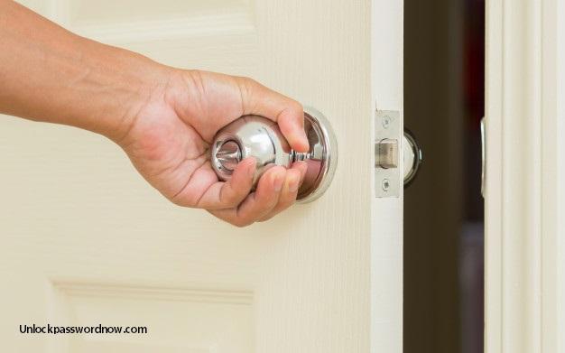 Unlock Door Lock without key